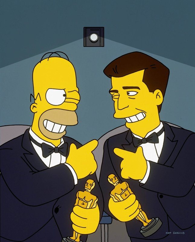 Homer, Mel Gibson – Bild: W9