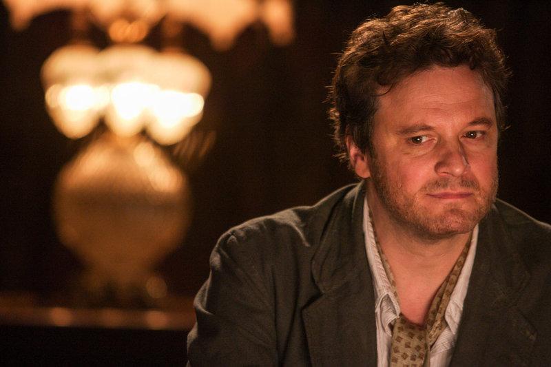 Colin Firth (Mr. Whittaker). – Bild: ORF