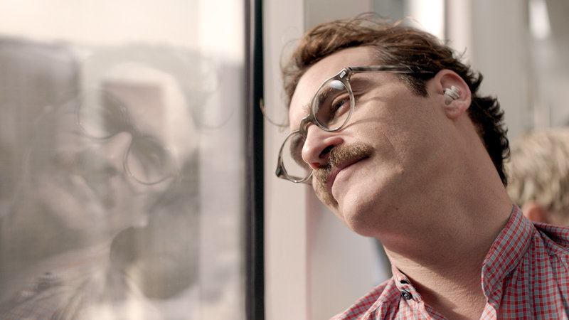Theodore (Joaquin Phoenix) – Bild: ORF