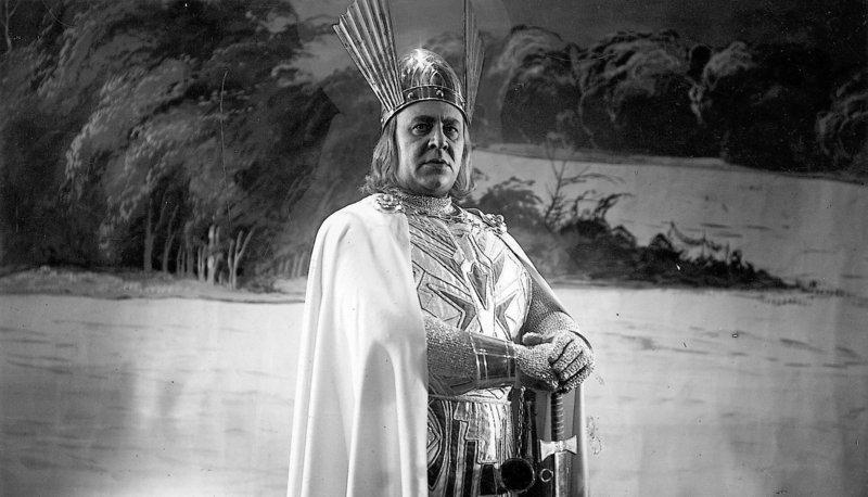 Emil Jannings (Albert Winkelmann). – Bild: ORF