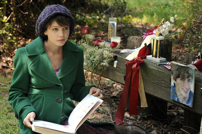 ARD ZEIT DER TRAUER (the greatest), USA 2009, Regie Shana Feste, am Sonntag (14.06.15) um 00:05 Uhr im Ersten Rose (Carey Mulligan) hat ihren Freund bei einem Unfall verloren. – Bild: ARD Degeto