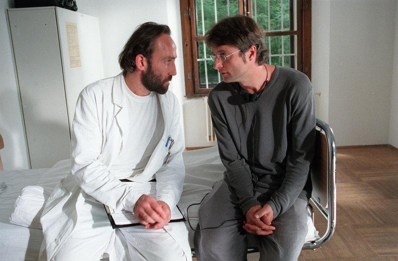 Karl Markovics, Alfred Dorfer. – Bild: ORF