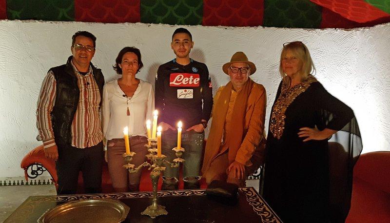 Das Perfekte Dinner 2991 Tag 2 Helga 72 Marrakesch