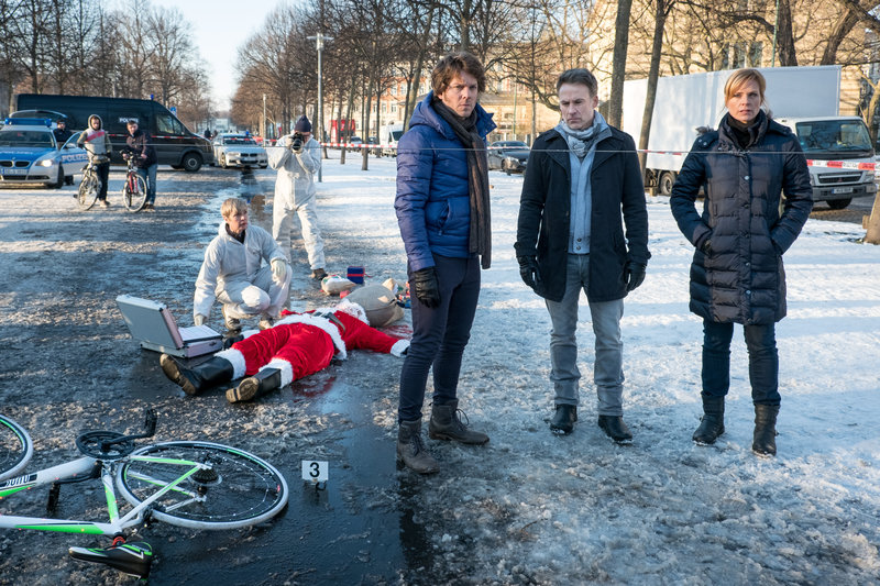 Dienstschluss (Staffel 17, Folge 2) – Bild: ZDF und Uwe Frauendorf