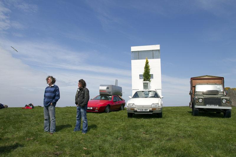 Top Gear Stets Bemüht Aber Erfolglos