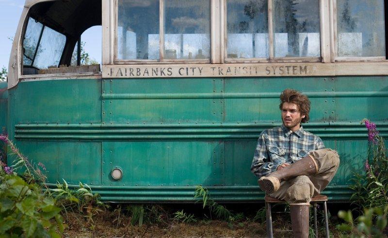 Chris McCandless (Emile Hirsch) – Bild: TOBIS FILM GMBH & CO. KG