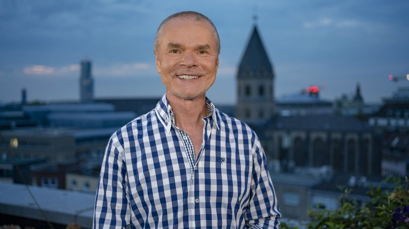 Jürgen Domian (Moderator) – Bild: WDR/Klaus Görgen