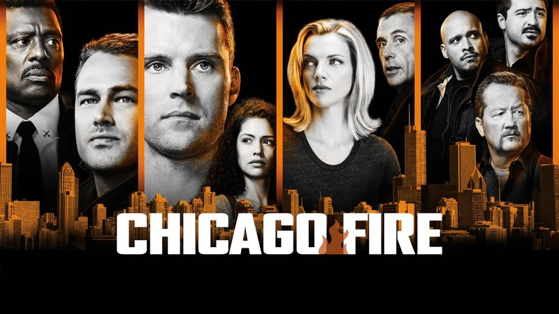 Chicago Fire Season 7 Key art – Bild: 2018 NBCUniversal Media, LLC / UNIVERSAL CHANNEL Photocredit Mandatory