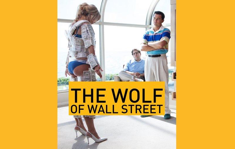 THE WOLF OF WALL STREET - Artwork – Bild: 2013 TWOWS, LLC. ALL RIGHTS RESERVED Lizenzbild frei