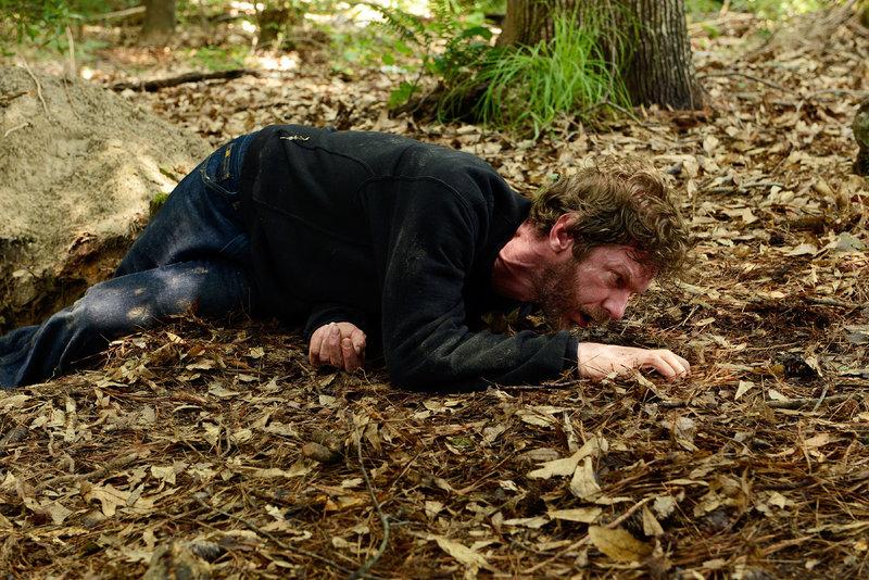 Ein zweiter Auferstandener taucht in Arcadia auf: Caleb Richards (Sam Hazeldine). Er behauptet, keine Erinnerungen zu besitzen, nicht einmal an seinen Tod... – Bild: TVNOW /ABC Studios