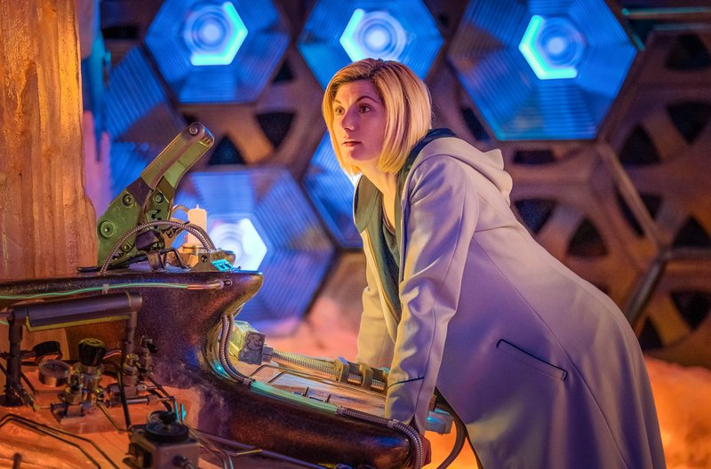 Picture shows: The Doctor (JODIE WHITTAKER). – Bild: WDR/BBC