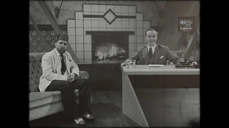 Jan Böhmermann und Serdar Somuncu im NEO MAGAZIN ROYALE – Bild: ZDF und btf./btf