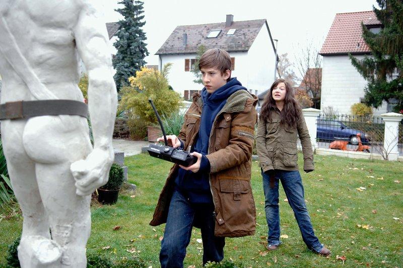 """'euro.film': ORF-Premiere: """"Das wahre Leben"""". Im Bild: Josef Mattes (Linus Spatz), Hannah Herzsprung (Florina). – Bild: ORF/-. Andere Verwendung"""