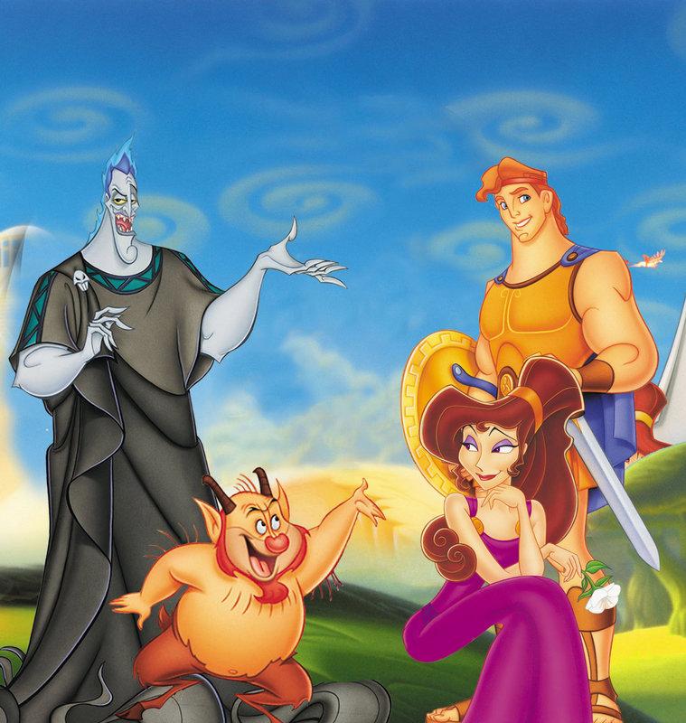 Hercules – Bild: Disney Channel