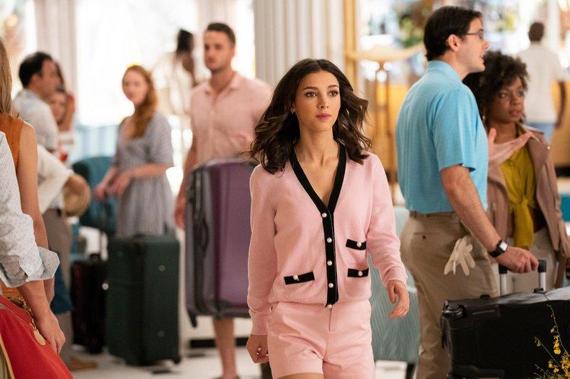 Miami Grand Hotel Staffel 1 Folge 9 Der gute Engel: Denyse Tontz als Alicia Mendoza Copyright: SRF/ABC Studios – Bild: SRF/ABC Studios