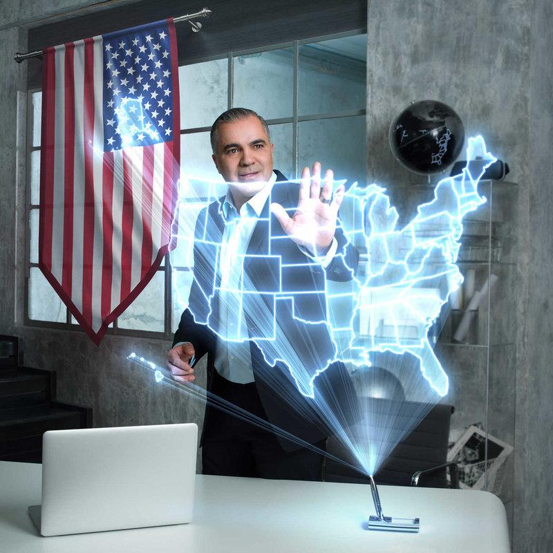 Galileo Big Pictures: So haben Sie Amerika noch nie gesehen: Aiman Abdallah zeigt atemberaubende Bilder und erzählt die beeindruckenden Geschichten dahinter. – Bild: ProSieben Eigenproduktionsbild frei