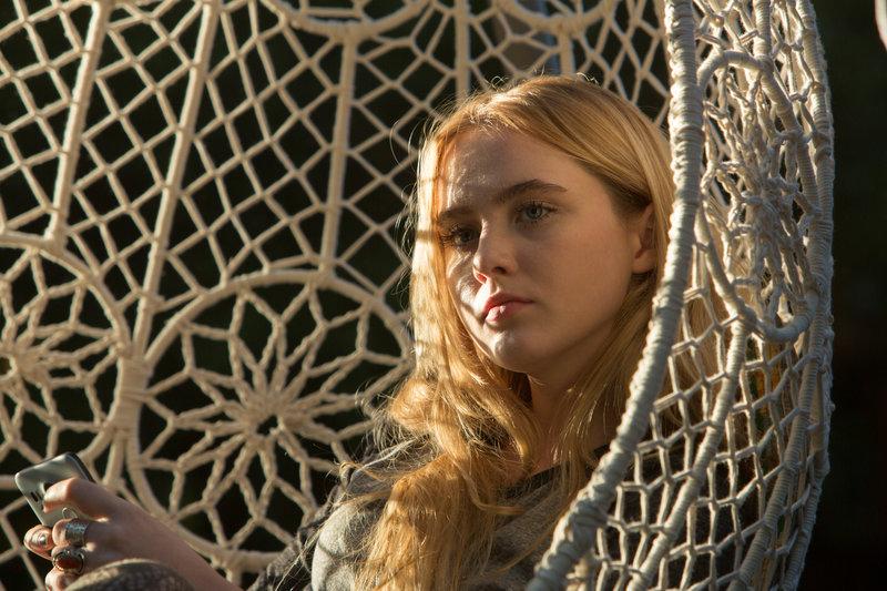 Abigail Mackenzie (Kathryn Newton). – Bild: 2016 Home Box Office, Inc. All Rights Reserved.