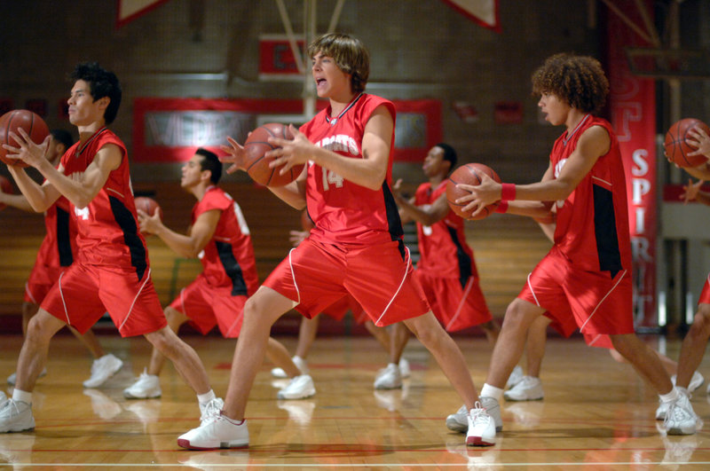 High School Musical – Bild: FRED HAYES / DISNEY CHANNEL/FRED HAYES / DISNEY CHANNEL / ©2006 DISNEY CHANNEL All Rights Reserved