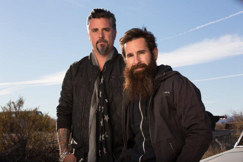 Richard Rawlings (L) and Aaron Kaufman (R). – Bild: Discovery Channel / Discovery Communications / Jason Elias