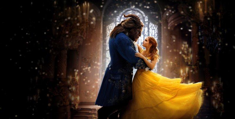 Die Schöne und das Biest - Artwork – Bild: Disney Enterprises, Inc. Lizenzbild frei