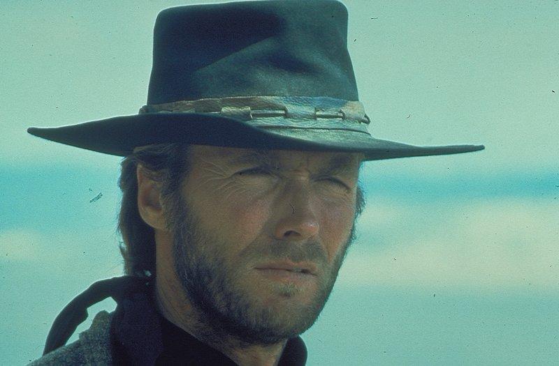 Clint Eastwood – Bild: 1973 Universal Studios City Studios, LLC. All Rights Reserved. Lizenzbild frei