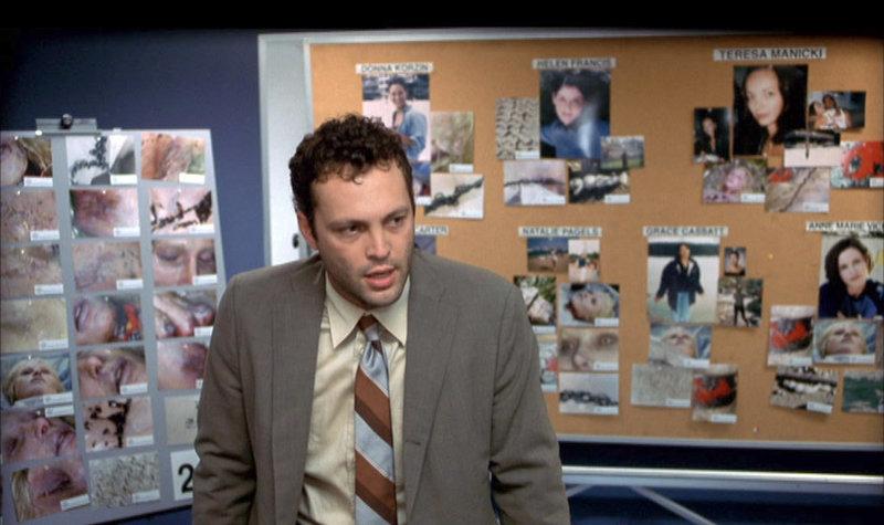 FBI-Agent Peter Novak (Vince Vaughn) ist hinter einem Serienkiller her, der schon einige Frauen auf dem Gewissen hat.. – Bild: RTL II