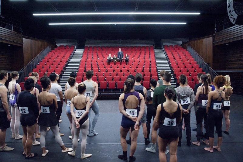 Die Tänzer/innen der amerikanischen Ballet-Akademie. – Bild: MG RTL D / © 2016 CSDC Fil