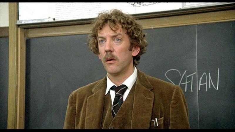 Donald Sutherland (Foto) ist 'Professor Dave Jennings'Donald Sutherland (Foto) ist 'Professor Dave Jennings' – Bild: RTL II