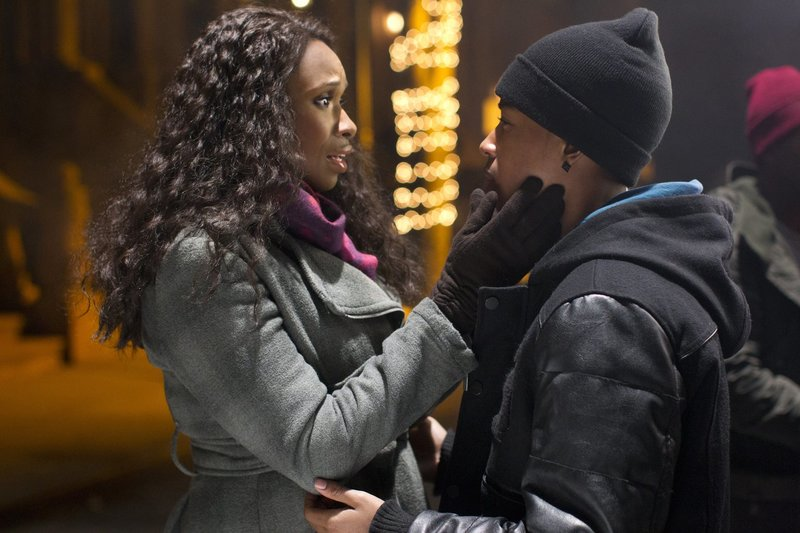 (v.l.n.r.) Naima (Jennifer Hudson); Langston (Jacob Latimore) – Bild: 2013 Twentieth Century Fox Film Corporation. All rights reserved. Lizenzbild frei