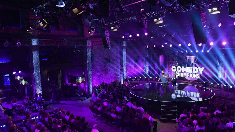Comedy Champions 2016 – Bild: RTL II