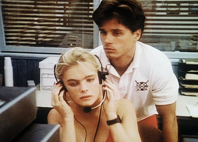 Shauni (Erika Eleniak), Eddie (Billy Warlock) – Bild: Nitro.