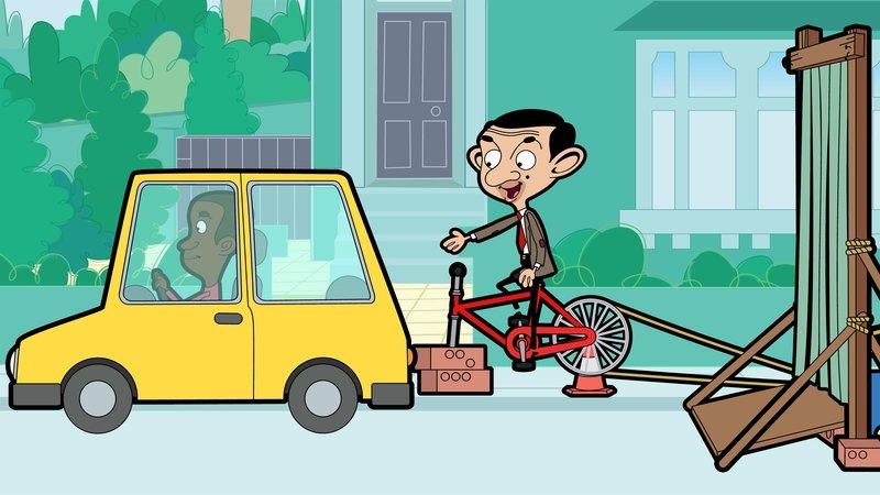 episodi guida serie 4 di MrBeanLa Cartoon della 2 agli Seriespagina 2EDHI9