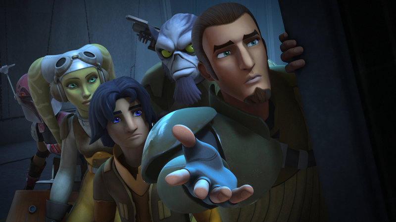 Die verschollenen Krieger (Staffel 2, Folge 3) – Bild: Disney © Disney•Pixar © & ™ Lucasfilm LTD © Marvel. Alle Rechte Vorbehalten