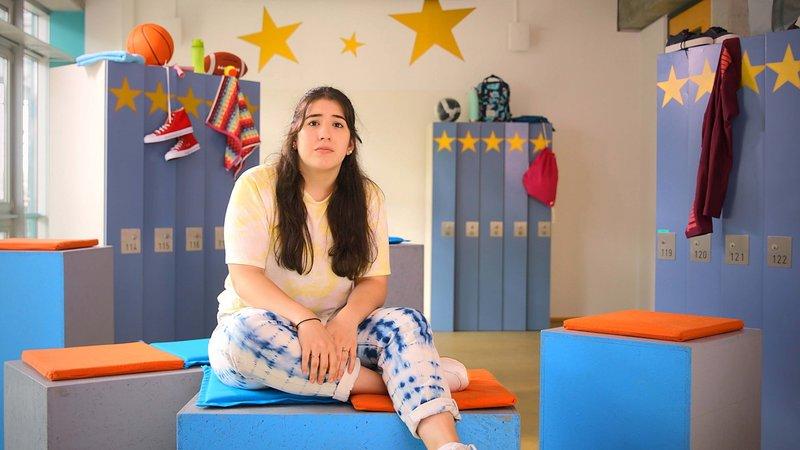 Nele (Alexandra Herbst) – Bild: Nickelodeon