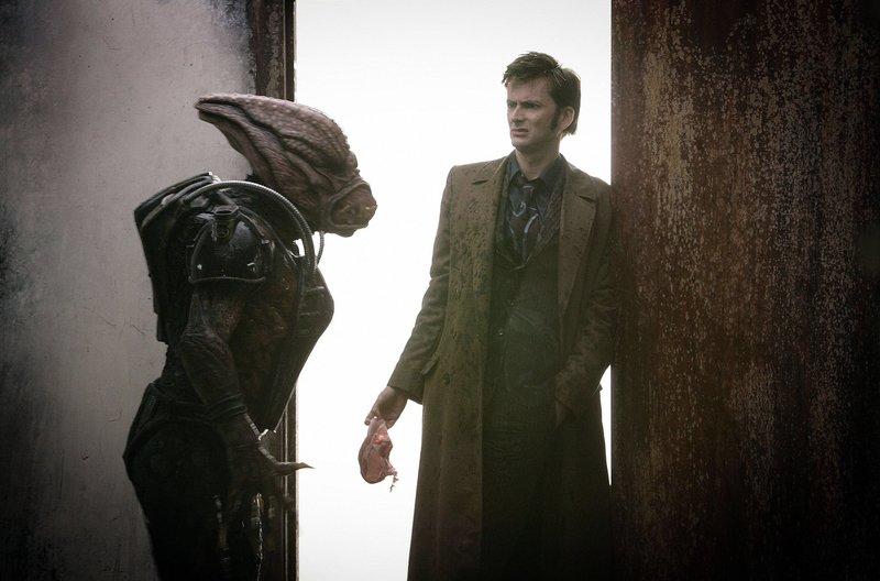 The Doctor (David Tennant) – Bild: WDR/BBC/Adrian Rogers