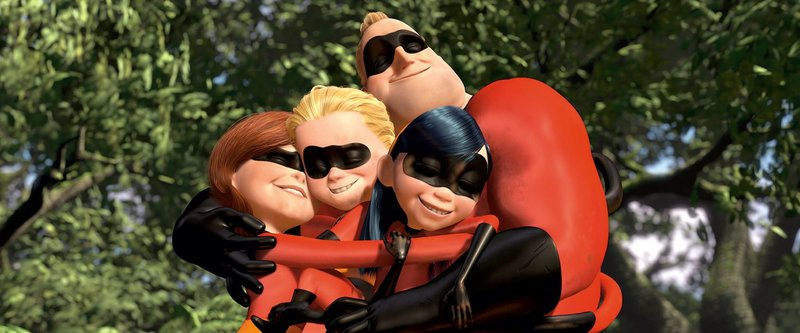 Pictured: A scene from THE INCREDIBLES. Permission is hereby granted to magazines and newspapers to reproduce this picture on condition that it is accompanied by ©WALT DISNEY PICTURES/PIXAR ANIMATION STUDIOS. ALL RIGHTS RESERVED. Distributed by Buena Vista International. FOR PRINT OUTLETS ONLY. NOT APPROVED FOR INTERNET USE. The Incredibles_01_HP – Bild: WALT DISNEY PICTURES/PIXAR ANIMATION STUDIOS. ALL RIGHTS RESERVED.