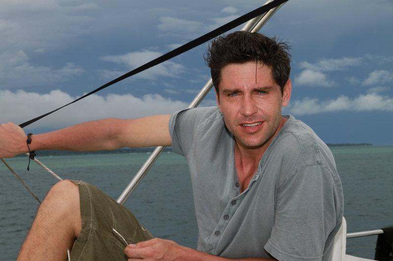 Michael (Oliver Bootz). – Bild: ZDF und Dirk Bartling