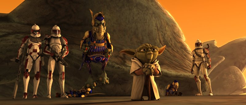 Star Wars The Clone Wars Staffel 6 Episodenguide