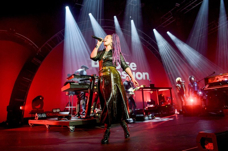 Alicia Keys – Bild: ZDF / © Dominik Plüss