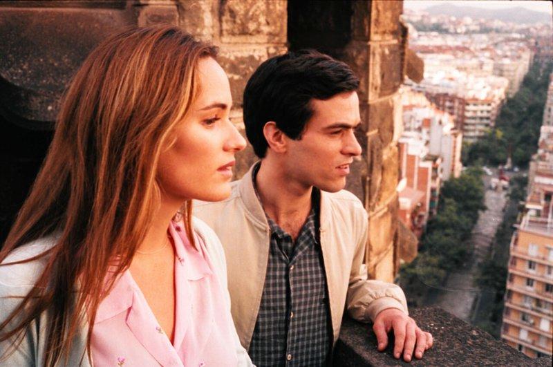 v.l.n.r: Isabelle (Cecile de France) und Xavier (Romain Duris) – Bild: Servus TV