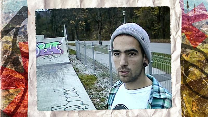 Skater. – Bild: 3sat