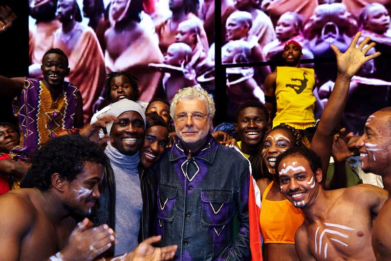 """Afrika! Afrika! – Bild: ZDF Honorarfreie Verwendung nur im Zusammenhang mit genannter Sendung und bei folgender Nennung """"Bild: Sendeanstalt/Copyright"""". Andere Verwendungen nur nach vorheriger Absprache: ARTE-Bildredaktion"""