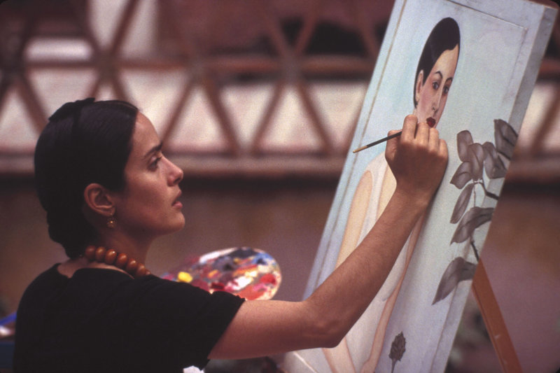 Salma Hayek – Bild: BUENA VISTA INTERNATIONAL