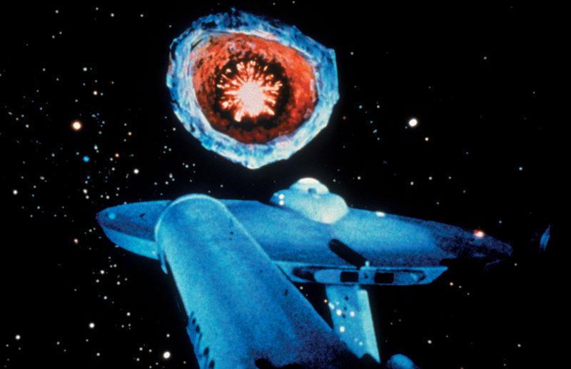 Im Bild: Die Enterprise. – Bild: Syfy