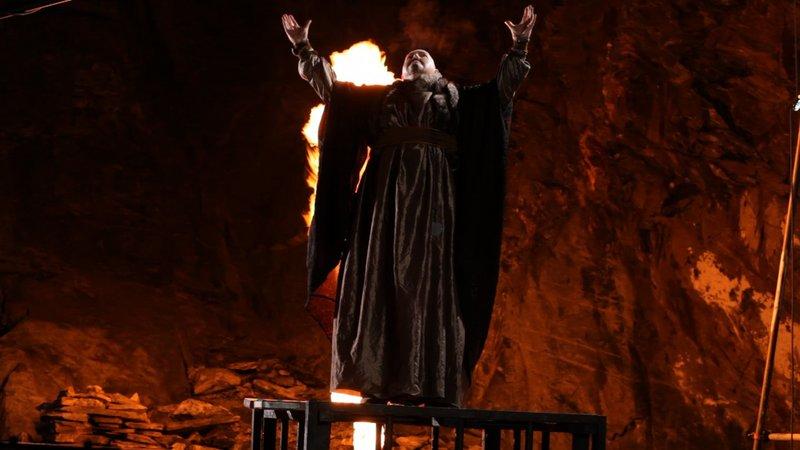 Der böse Zauberer, Falon The Wizard Dragon (Steve McTigue) – Bild: Smart Media GmbH