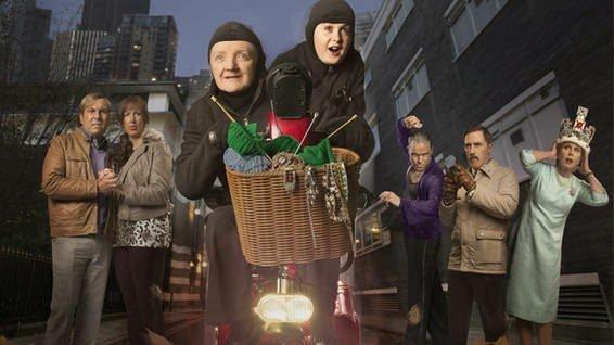 Gangsta Granny – Bild: Copyright © NickALive!