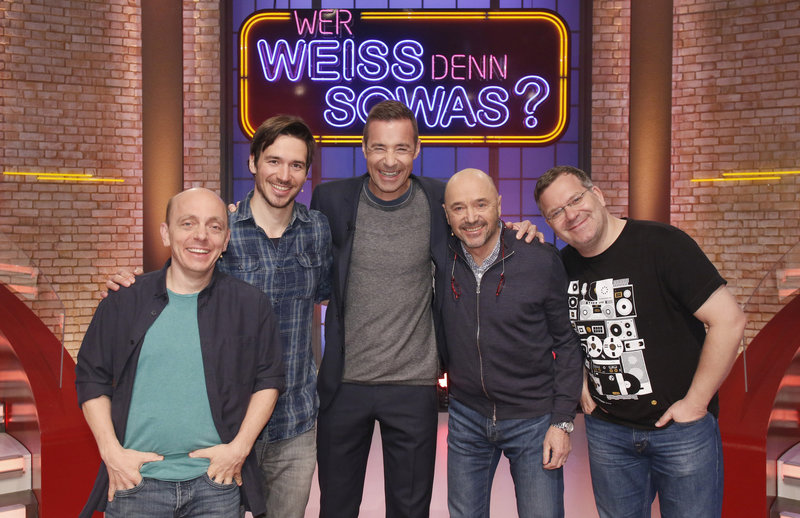 Felix Neureuther & Christian Neureuther (Staffel 3, Folge 7) – Bild: ARD/Morris Mac Matzen