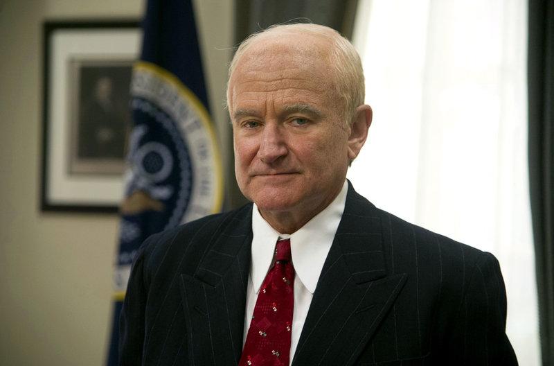 Dwight D. Eisenhower (Robin Williams) – Bild: ARD Degeto/Prokino Filmverleih