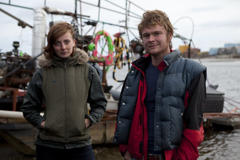 Emily Riedel and Zeke Tenhoff, The Clark. – Bild: Copyright: Discovery Communications, Inc. EMEA/UK Editorial Use Only