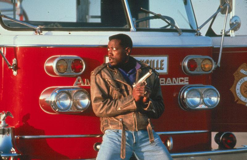 Pasazer 57 (Passenger 57) - film sensacyjny USA 1992 – Bild: ATV II